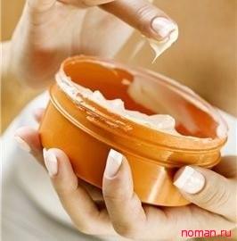 Домашний крем для кожи лица