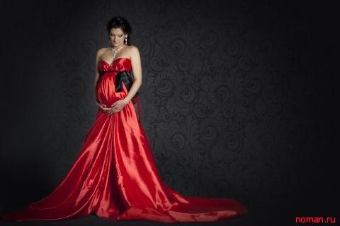 беременная фотоссесия