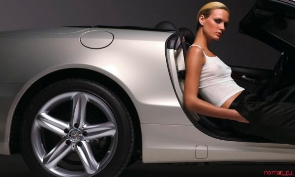 женские автомобили