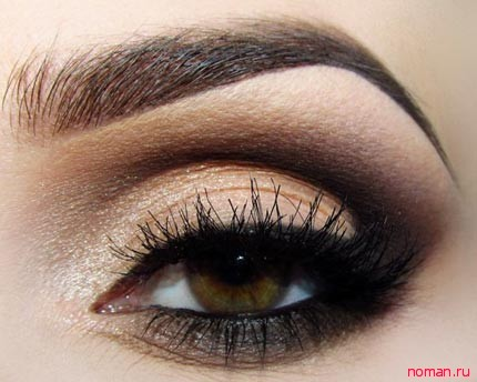 дымчатые глаза 1