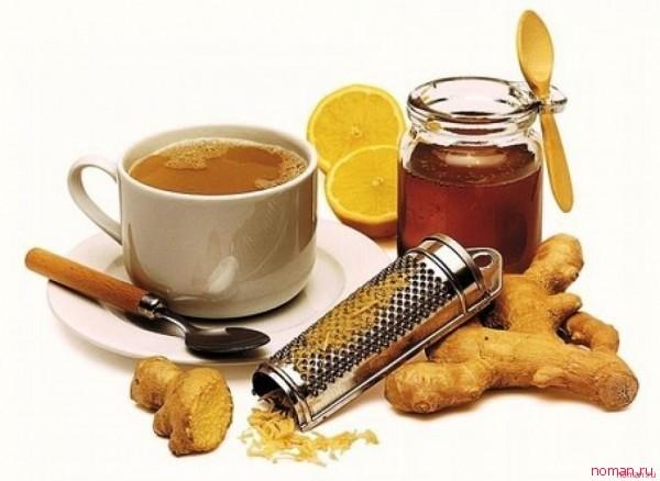 Рецепты для похудения с имбирем