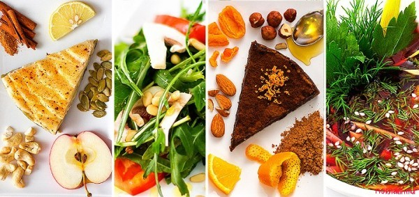 вкусная и полезная пища