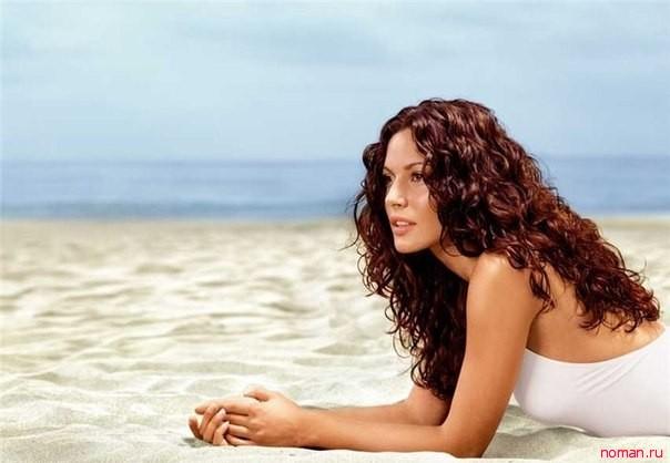 Как защитить волосы от вредного влияния солнца