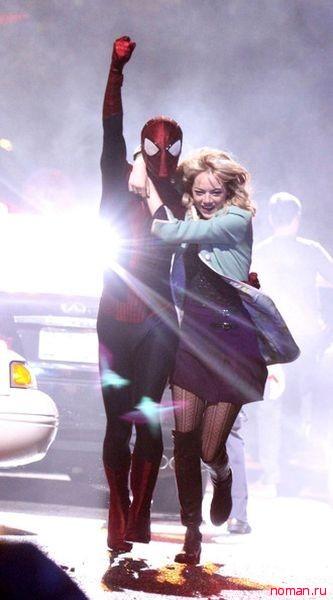 """""""Новый Человек паук -2"""""""