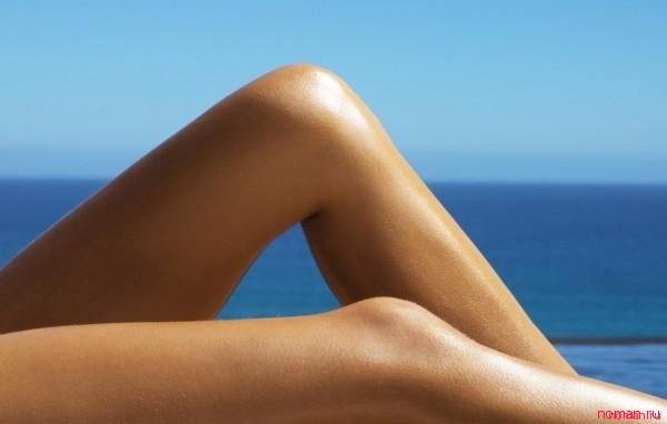 Готовим ножки к пляжному сезону