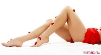 кравивые ноги