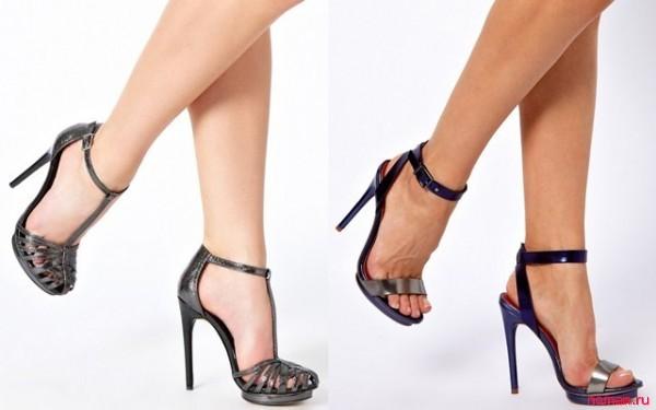 Как подобрать летнюю обувь подходящую вашей фигуре