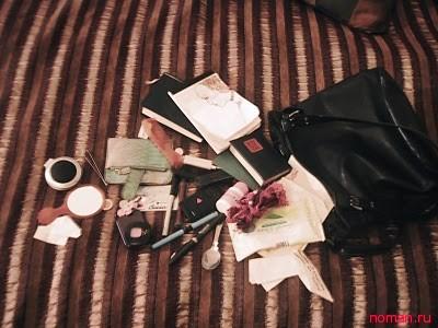 Ода женской сумочке