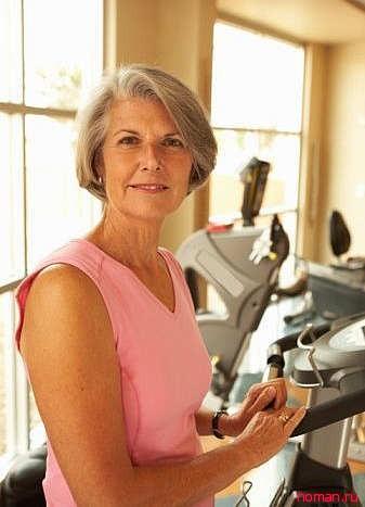 Менопауза — здравствуй старость?