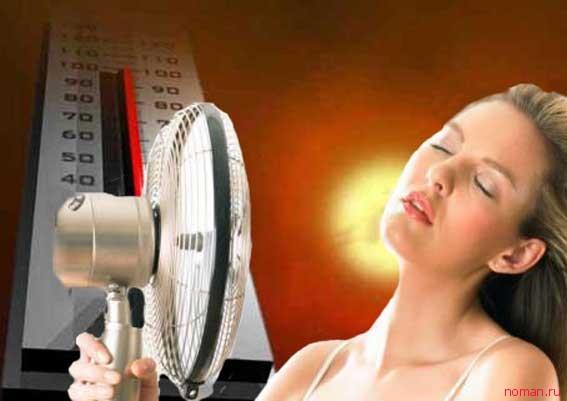 Как оставаться красивой в жару
