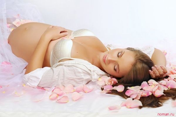 Как сохранить красоту в период беременности