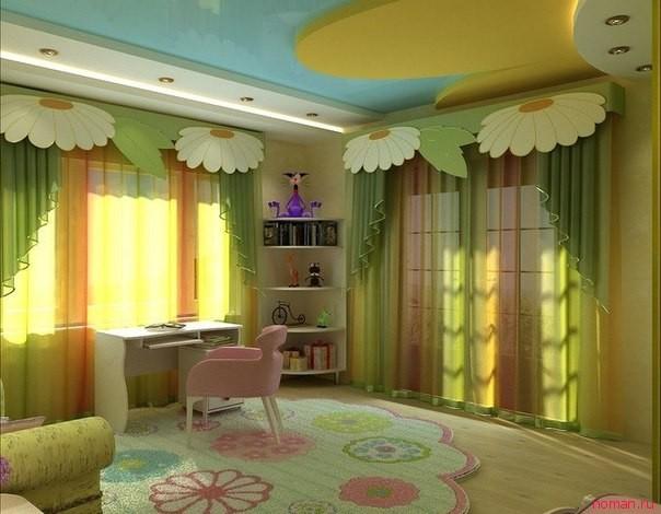 3 научных способа как подобрать цвет для детской комнаты