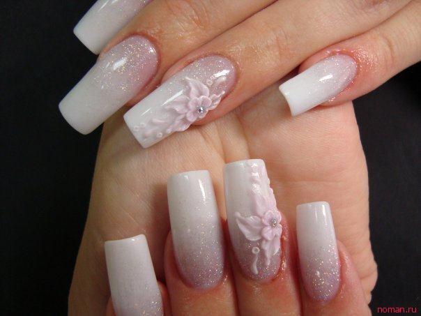 Как правильно ухаживать за наращенными ногтями