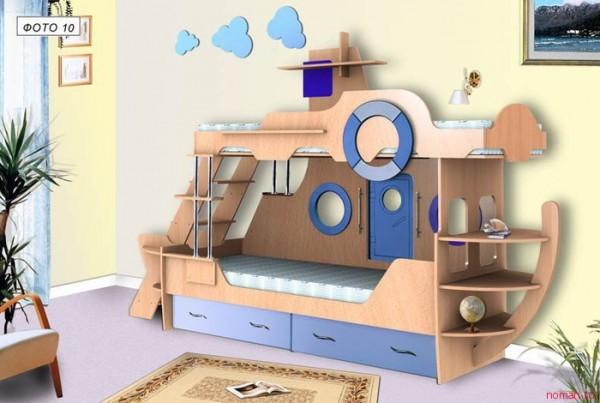 кровать чердак 16