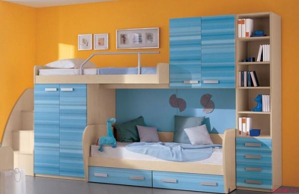 кровать чердак 19