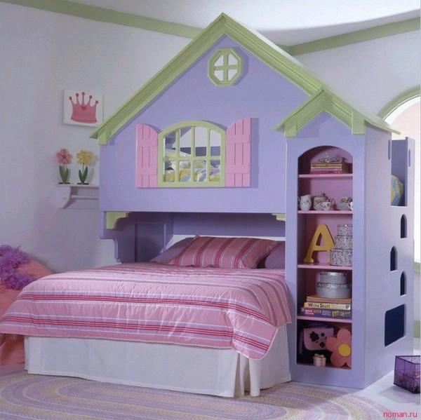 кровать чердак 8