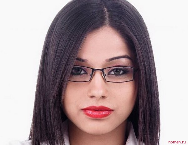 Особенности макияжа под очки