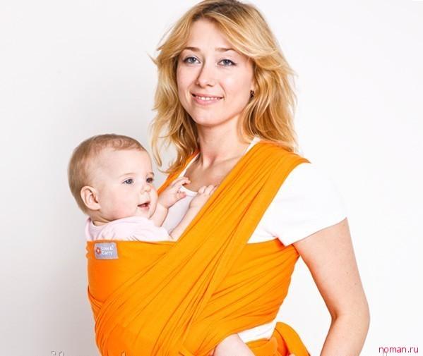 Достоинства и недостатки слинг-шарфа