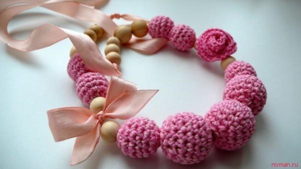 розовые слингобусы